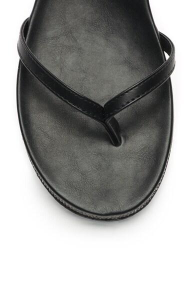 Oakoui Sandale cu strasuri si bareta separatoare Femei