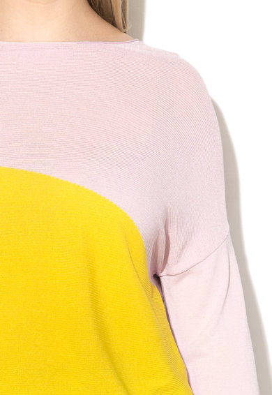 PERSONA BY MARINA RINALDI Pulover din tricot fin Acciaio Femei