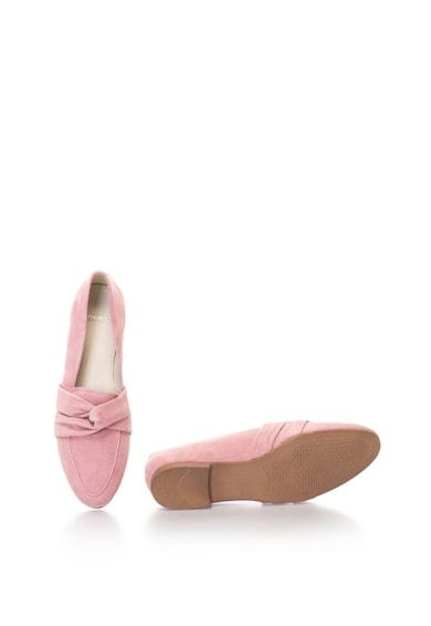 Vagabond Shoemakers Велурен мокасини Eliza с усукан дизайн Жени