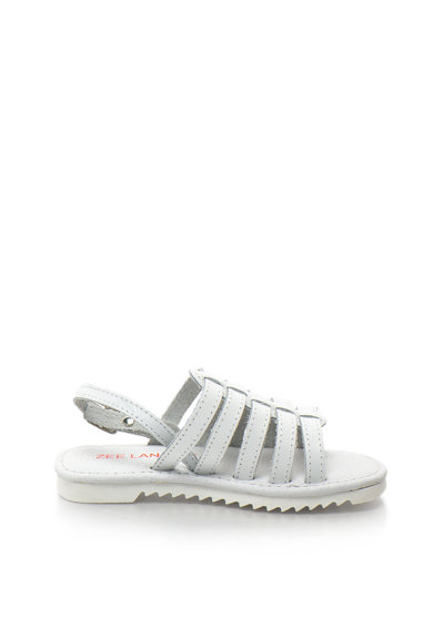 Zee Lane Кожени сандали Alice с отворена пета Момичета