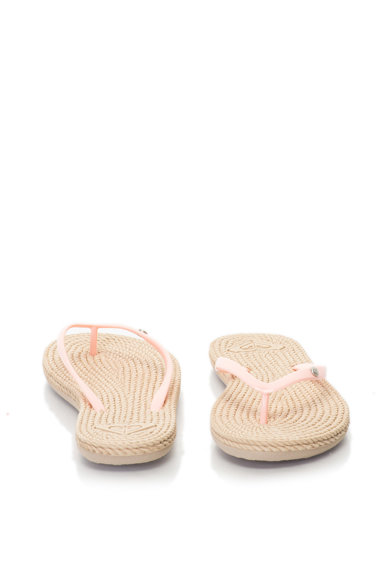 ROXY Papuci flip-flop cu aplicatie logo Femei