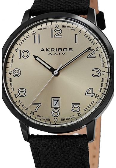 AKRIBOS XXIV Ceas cu functii multiple 10 Barbati