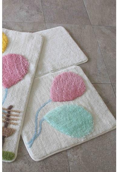 Chilai Home by Alessia Комплект постелки за баня, 3 броя, 100% акрил Жени