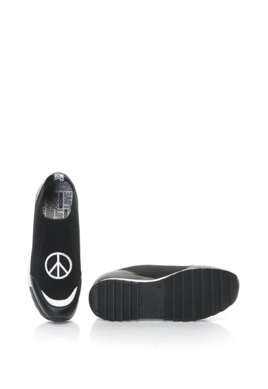 Love Moschino Pantofi sport slip-on Femei