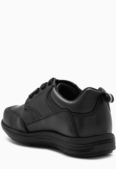 NEXT Bőrcipő széles lábfejre Fiú