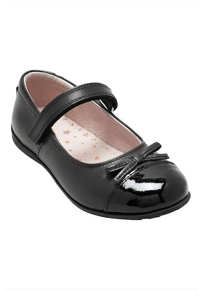 NEXT Narrow Fit bőrcipő Lány