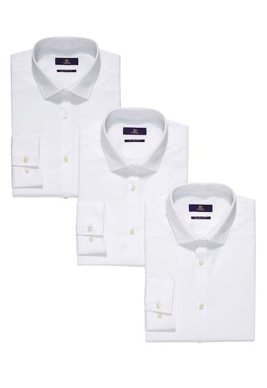 NEXT Set de camasi slim fit - 3 piese Barbati