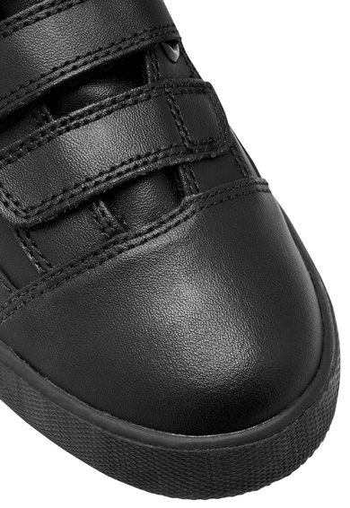 NEXT Tépőzáras bőrcipő Fiú