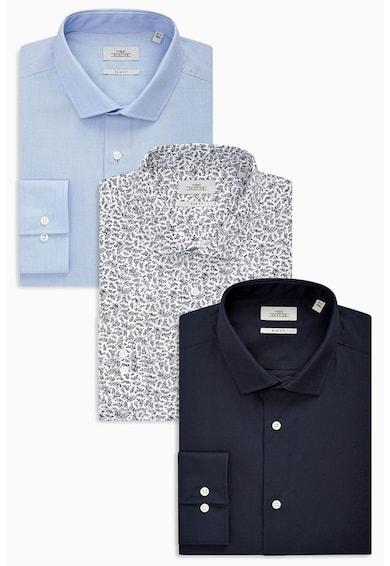 NEXT Вталени ризи, 3 броя Мъже