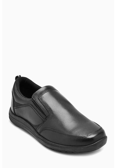 NEXT Bebújós bőrcipő Fiú
