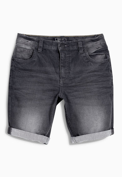 NEXT Pantaloni scurti din denim Baieti
