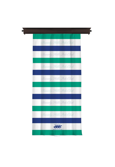 Beverly Hills Polo Club Perdea/draperie  100% poliester, 140x260 cm, cod 02-2 Femei