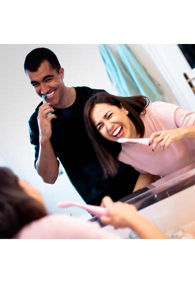 FOREO Periuta de dinti sonica electrica  Issa 2 Sensitive, 11000 pulsatii, 16 moduri de curatare Femei