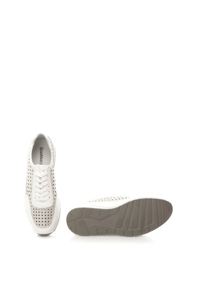 Gian Marco Venturi Pantofi sport cu perforatii si decorati cu strasuri Femei