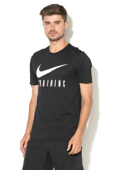 Nike Tricou athletic cut pentru fitness Dry-Fit Barbati