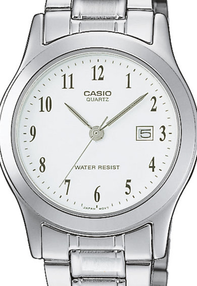 Casio Аналогов часовним с метална верижка Жени