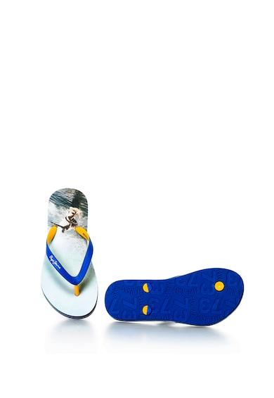 Pepe Jeans London Плажни чехли с релеф Момчета