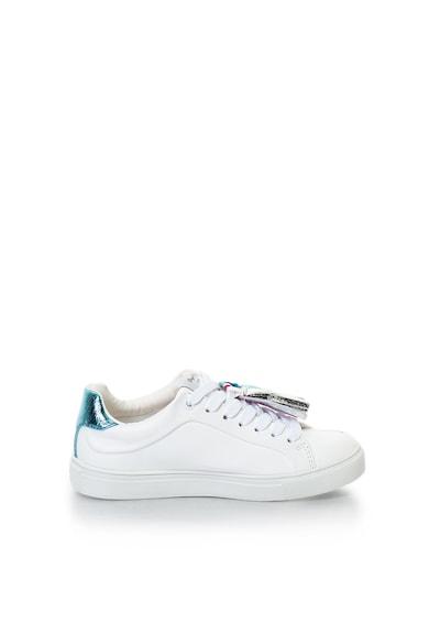 Pepe Jeans London Спортни обувки Adams от еко кожа с пискюл Момичета