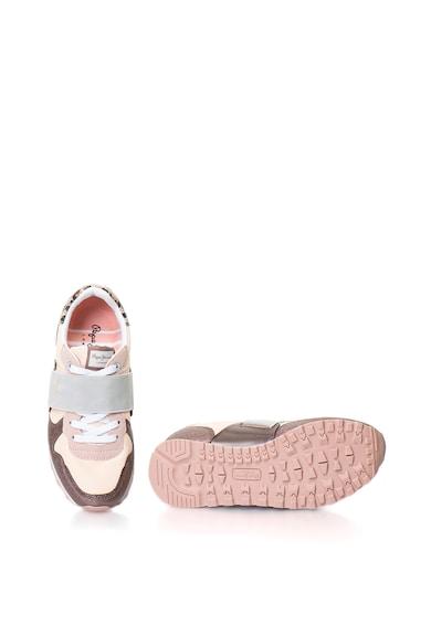 Pepe Jeans London Спортни обувки Verona с еластична каишка Жени