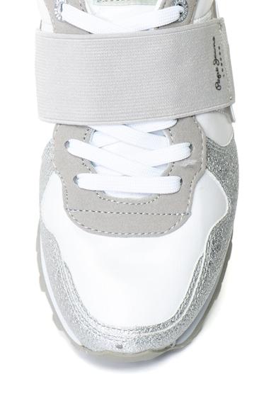 Pepe Jeans London Спортни обувки Verona без закопчаване с еластична каишка Жени