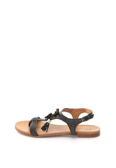 Zee Lane Кожени сандали с Т-образна каишка Жени