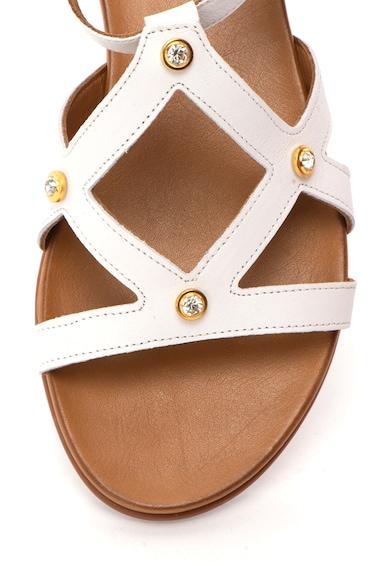 Zee Lane Кожени сандали с отвори Жени