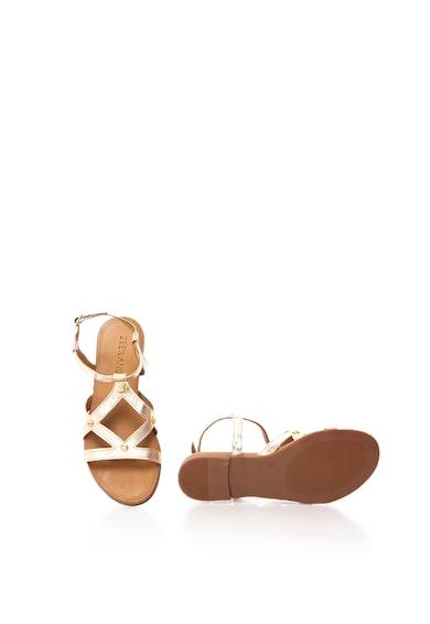 Zee Lane Кожени сандали с декоративни камъни Жени