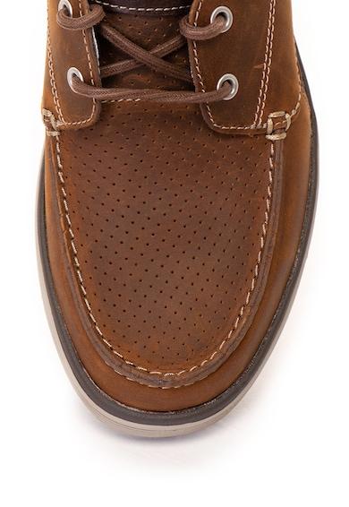 Clarks Un Abode nubuk bőrcipő férfi
