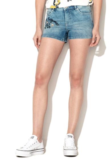 Only Pantaloni scurti de denim Carmen Femei