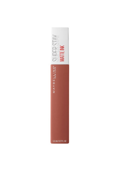 Maybelline NY Течно червило Maybelline New York Superstay Matte 105 Explorer, Дълготрайно, Матово, 5 мл Жени