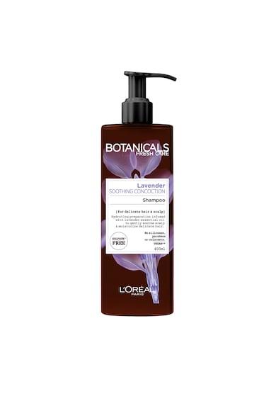 L'Oreal Paris Sampon  Botanicals Fresh Care cu extract de ulei de lavanda pentru par fin, 400 ml Femei