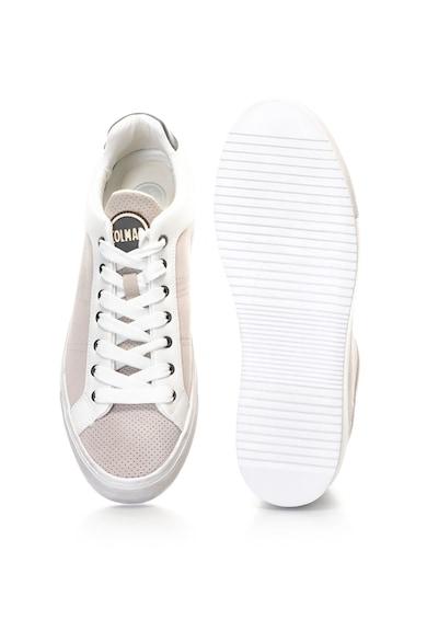 Colmar Pantofi sport de piele si material textil Bradbury Barbati