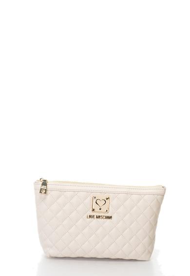 Love Moschino Козметична чантичка от еко кожа Жени
