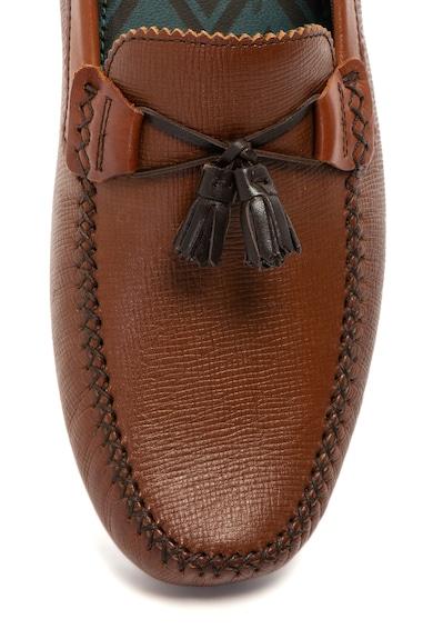 Ted Baker Pantofi loafer din piele Barbati