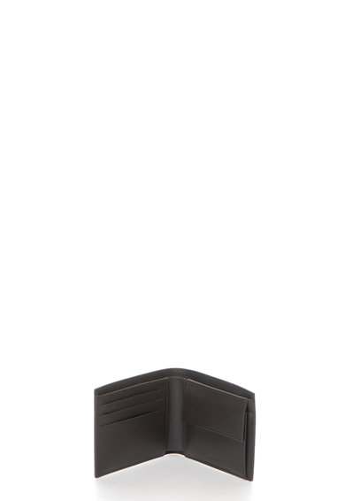 Lacoste Кожен портфейл с капаче Мъже