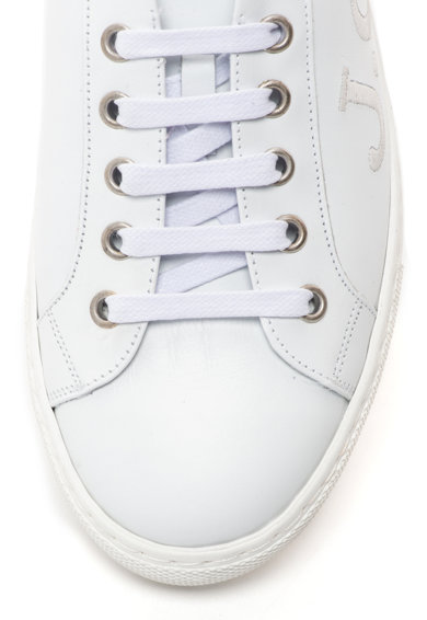 John Galliano Sneakers bprcipő hímzett logóval női