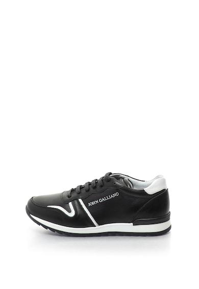 John Galliano Sneakers bőrcipő női