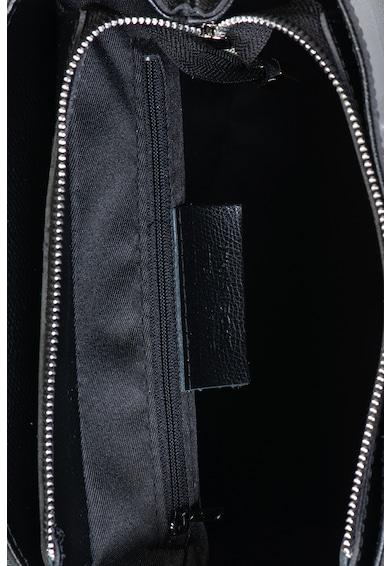 Classeregina Bőr hátizsák első zsebbel női