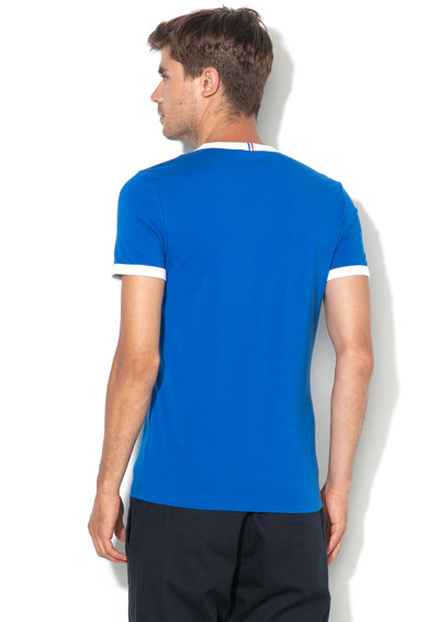 Le Coq Sportif ESS N°2  logómintás póló férfi