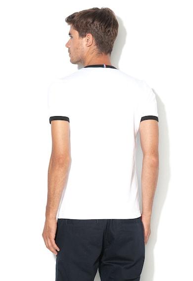 Le Coq Sportif Тениска ESS N°3 с контрастни елементи Мъже