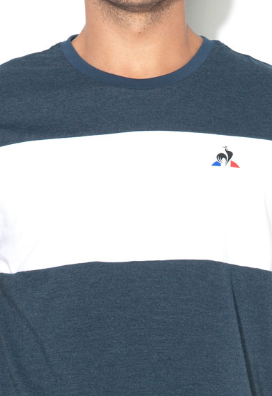 Le Coq Sportif Tri SS N°4 logómintás póló férfi