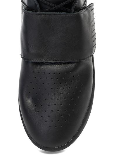 adidas ORIGINALS Pantofi sport mid-high de piele Tubular Invader Barbati