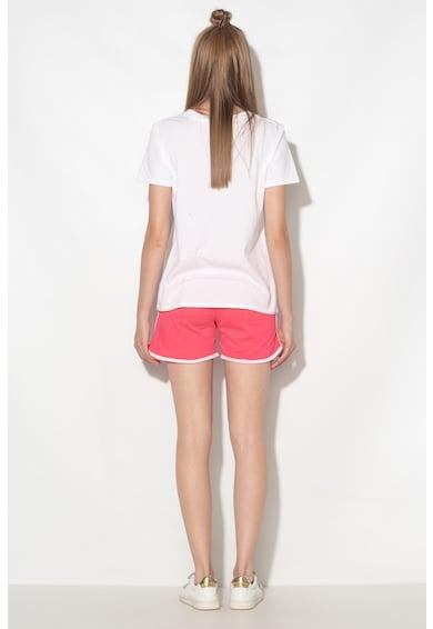 Zee Lane Pantaloni scurti cu banda elastica in talie Femei