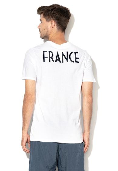 Nike Tricou cu imprimeu text, pentru fotbal Barbati