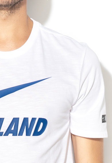 Nike Tricou athletic cut cu imprimeu text, pentru fotbal Barbati