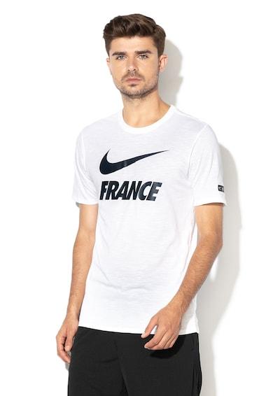Nike Футболна тениска с текстова щампа Мъже