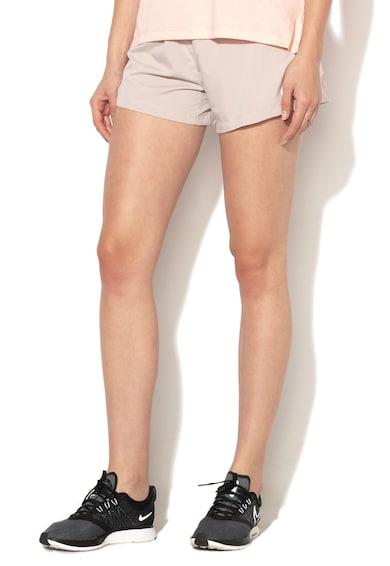 Nike Standard Fit rövid futónadrág cipzáros zsebekkel női