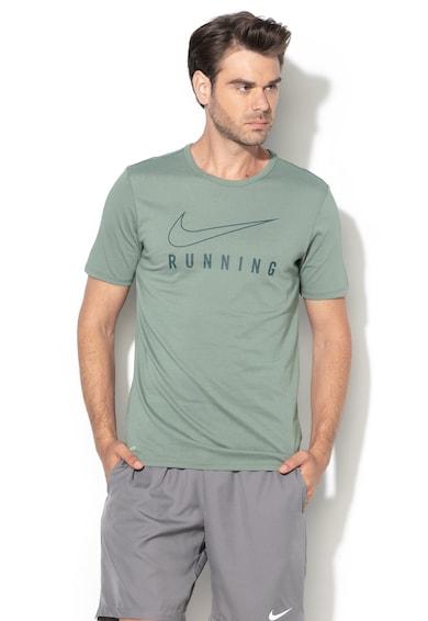 Nike Тениска за бягане с лого Мъже
