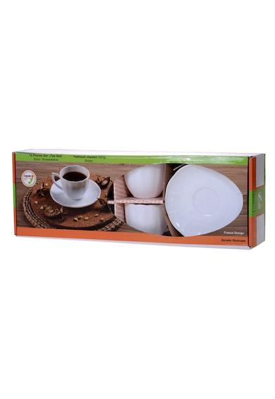 Eljado Set de cafea  12 piese, opal Femei