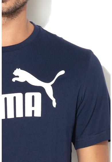 Puma Essentials regular fit logómintás póló férfi